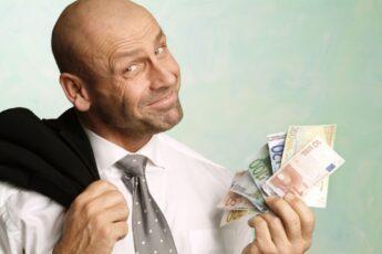 Не в деньгах мужское счастье?