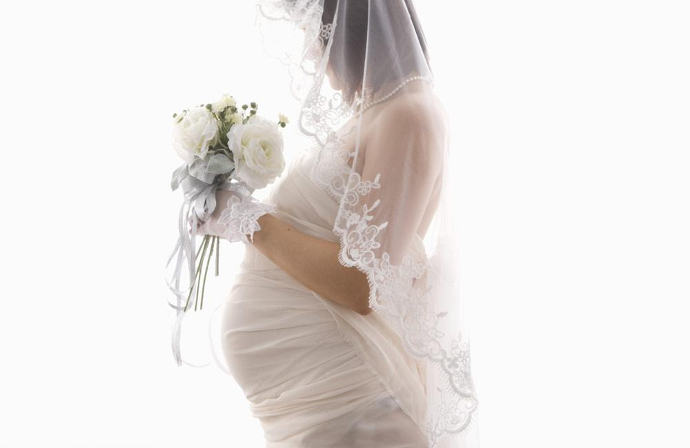 Необычная свадебная церемония
