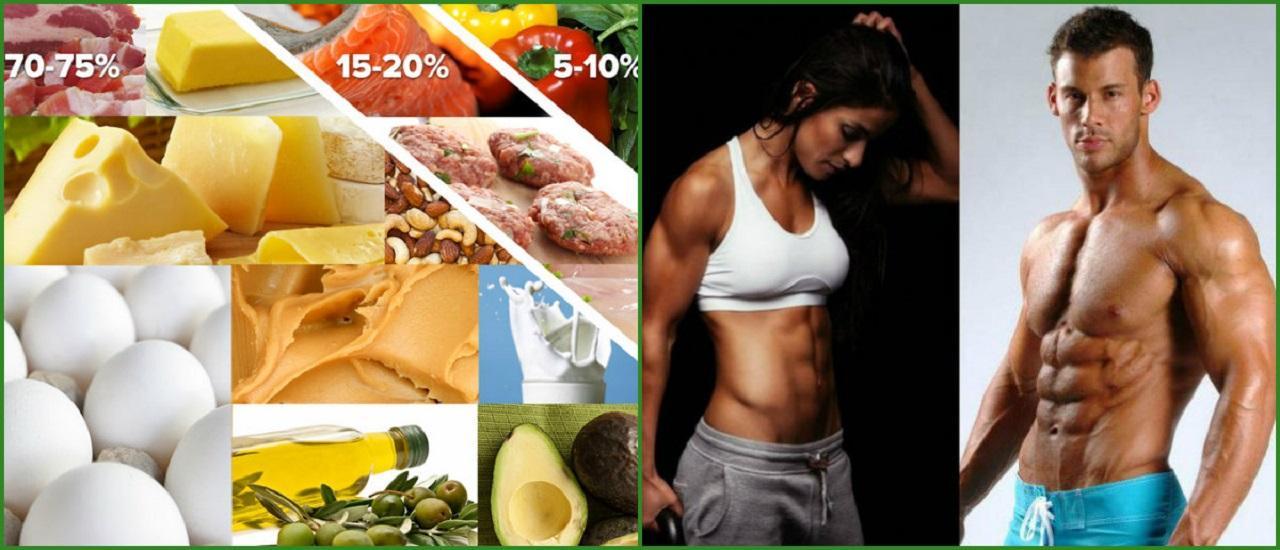 Циклическая кето-диета: в чем отличие