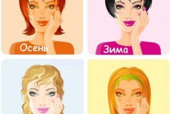 Как выбрать цвет одежды по типу внешности