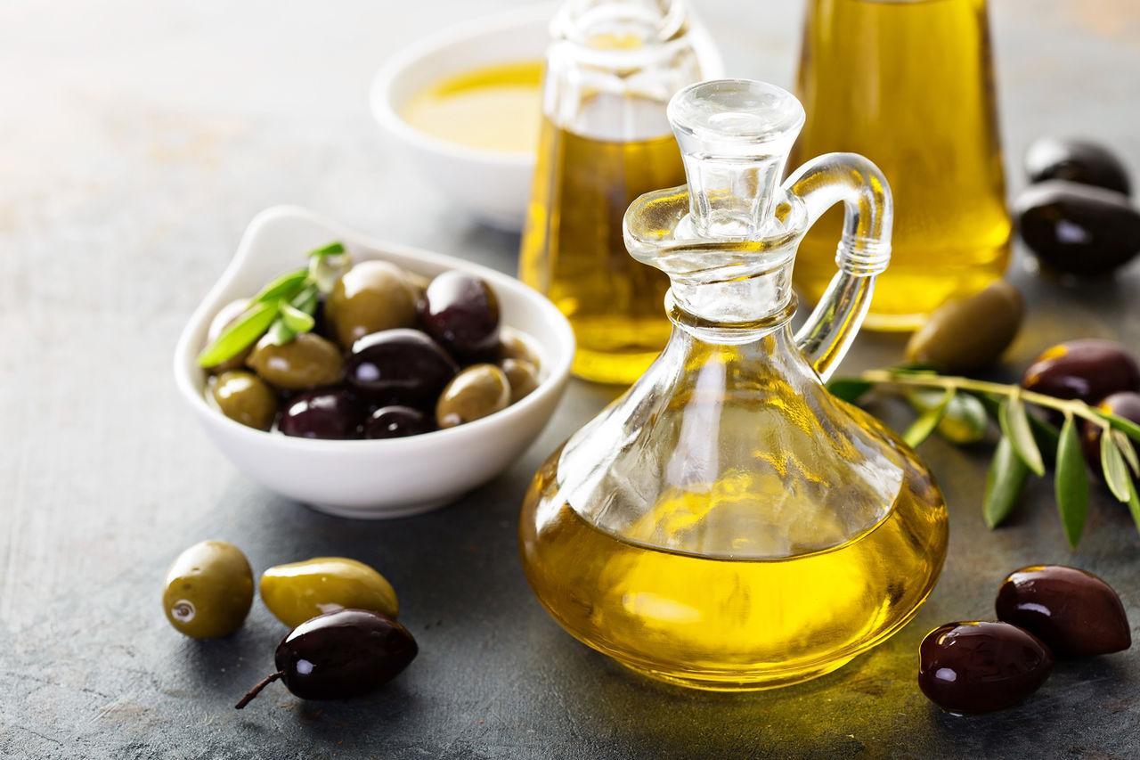 Оливковое масло – это не только вкусно, но и очень полезно
