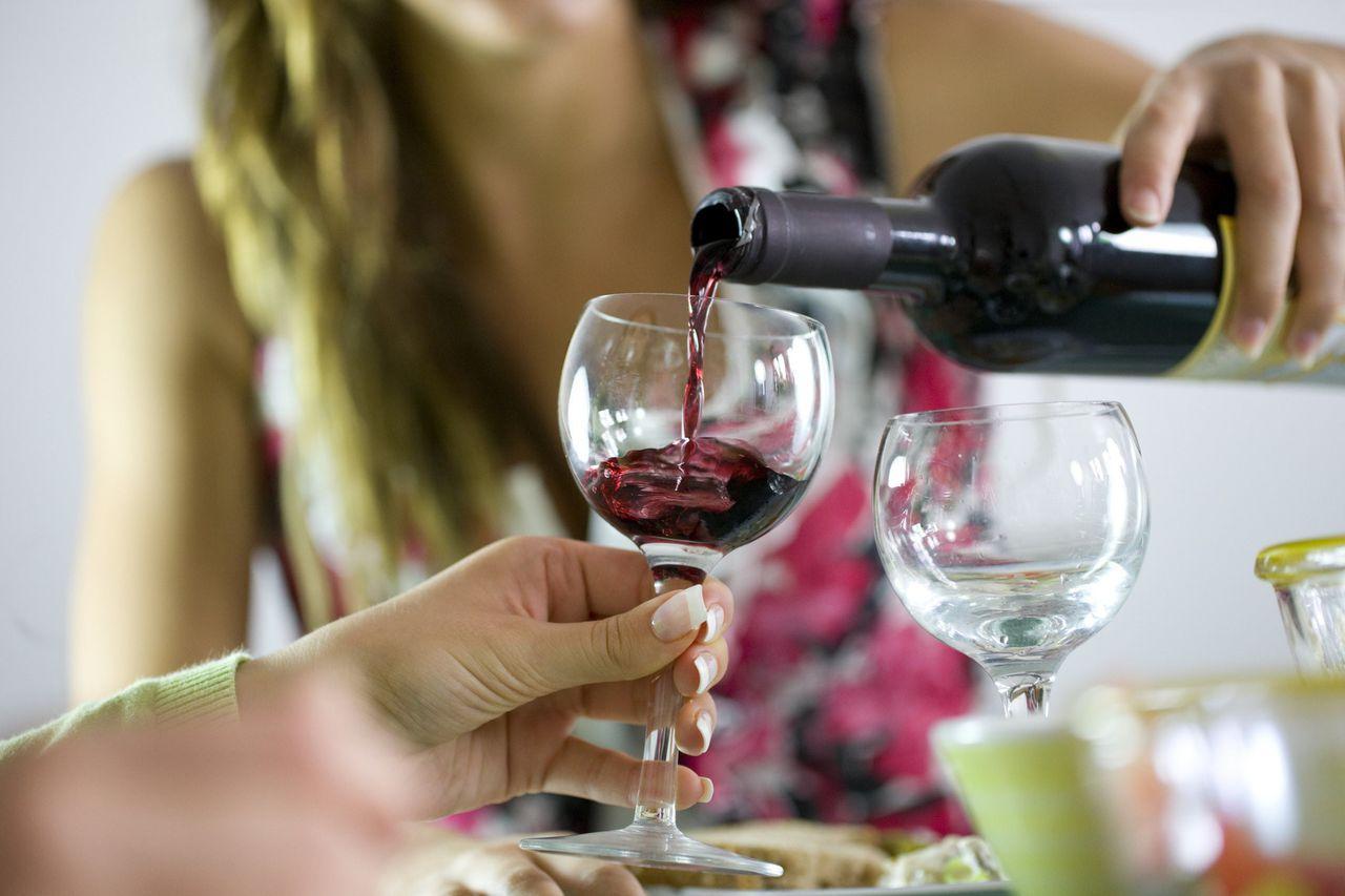 Отдавай предпочтение слабоалкогольным напиткам