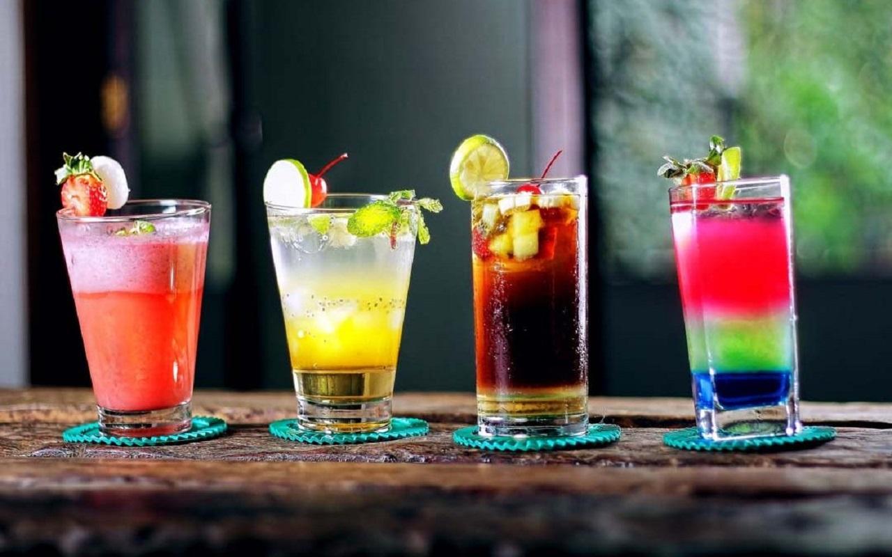 Откажись от неизвестных напитков