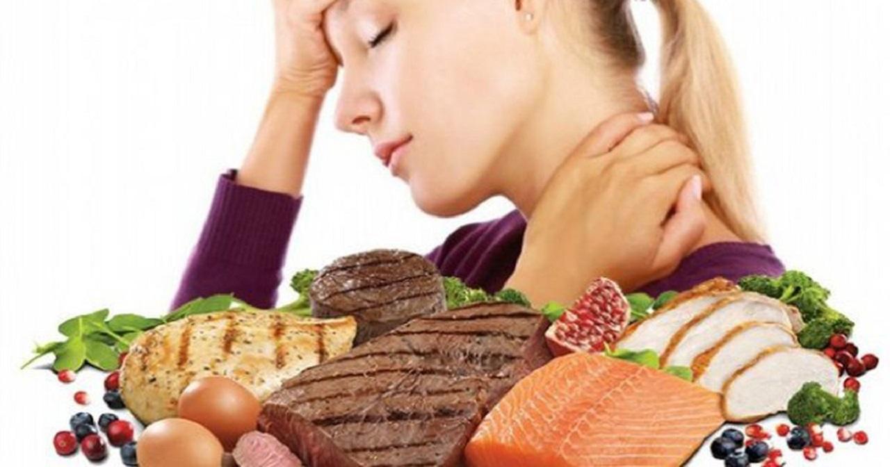 Дефицит белка в организме
