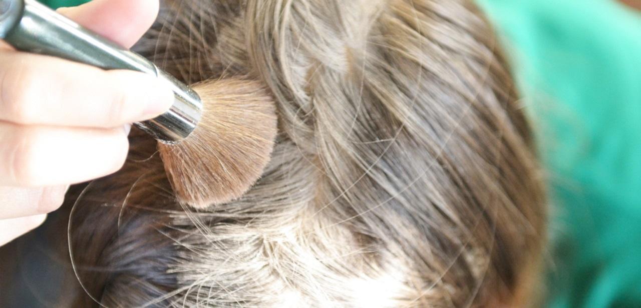 Как можно пользоваться сухим шампунем?