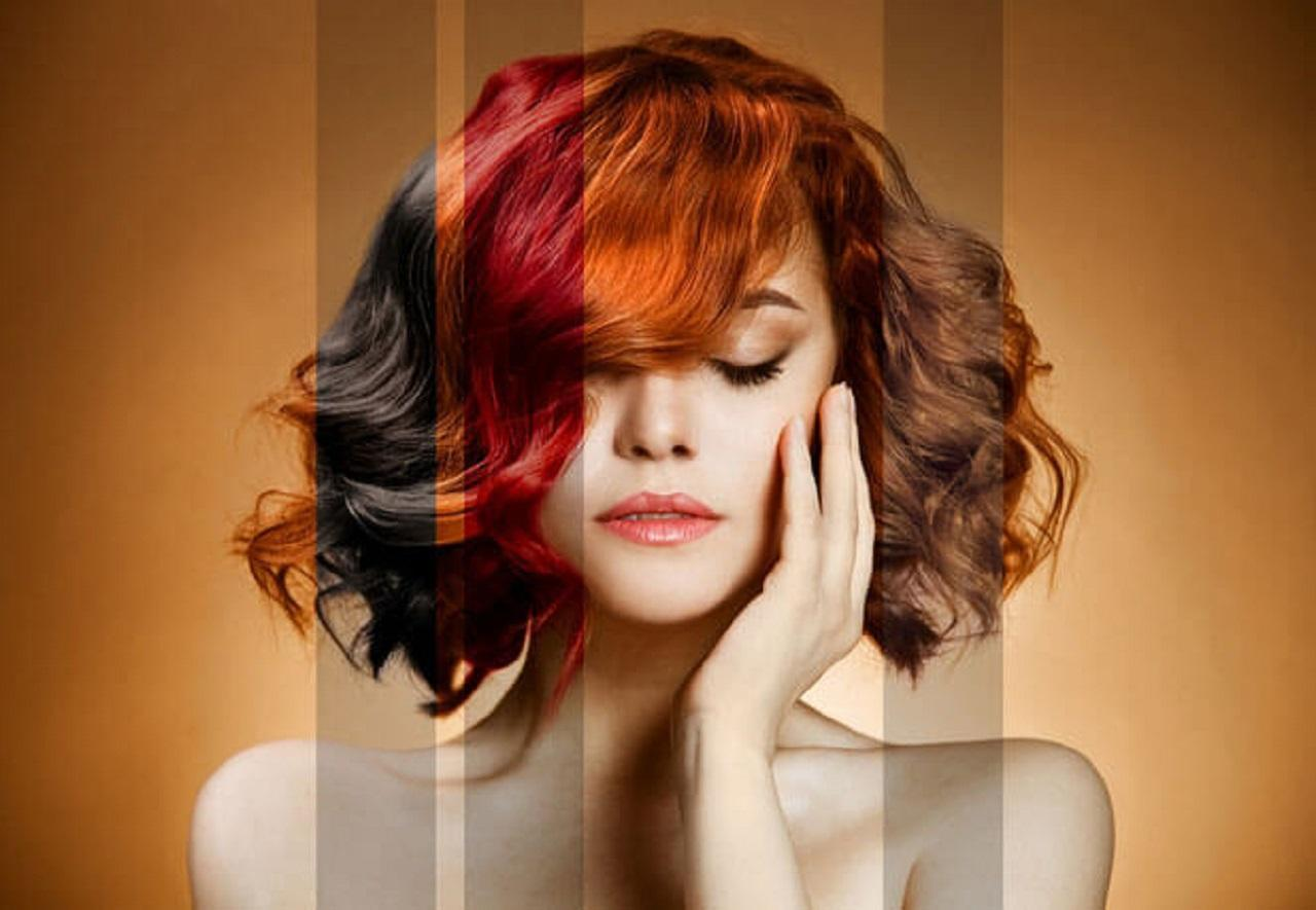 Как окрасить волосы натуральными средствами в красивый оттенок
