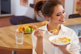 Как завтракать, чтобы похудеть