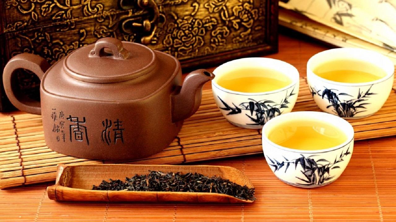 Китайский способ заваривания чая