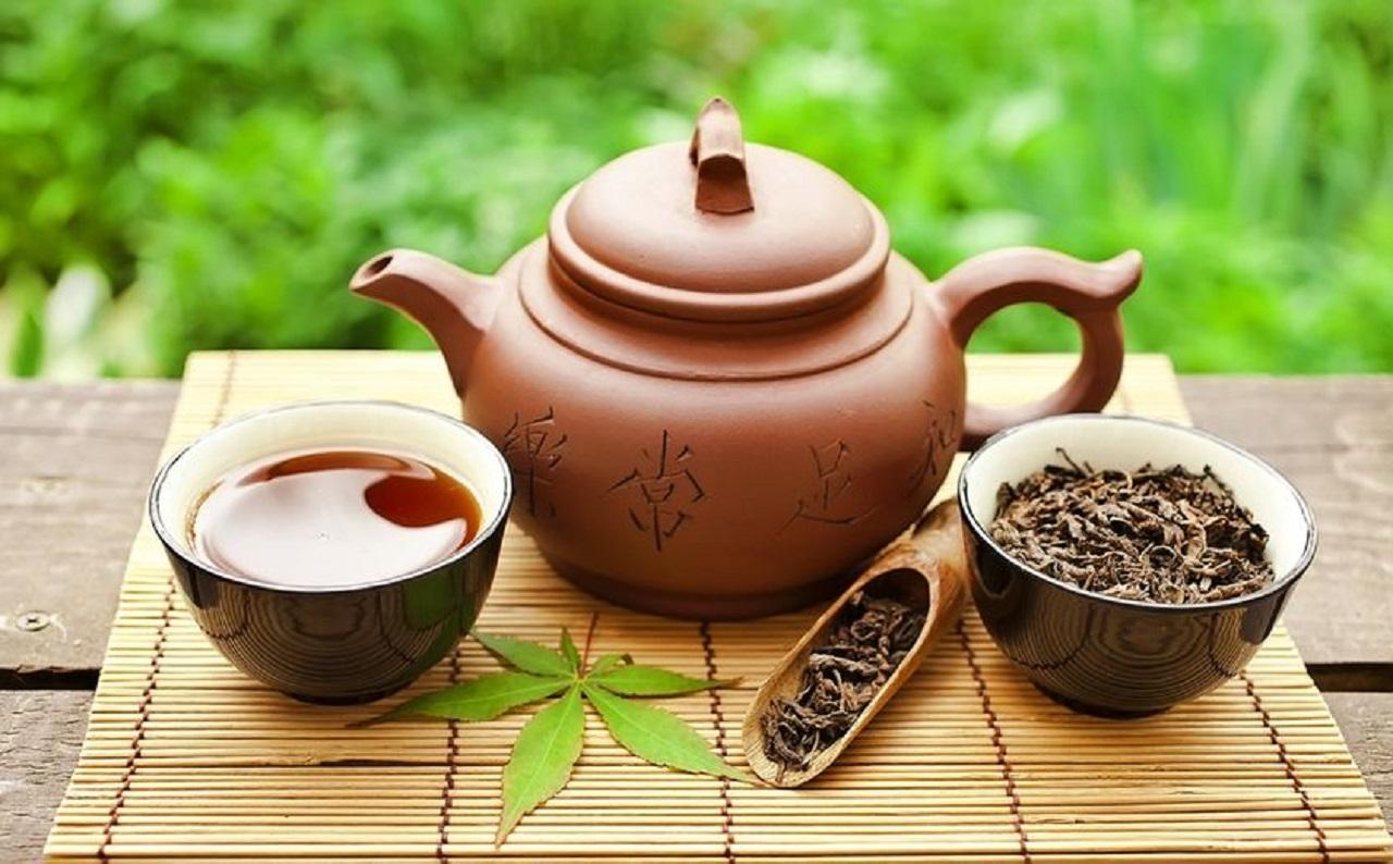 Обычный способ заварки чая