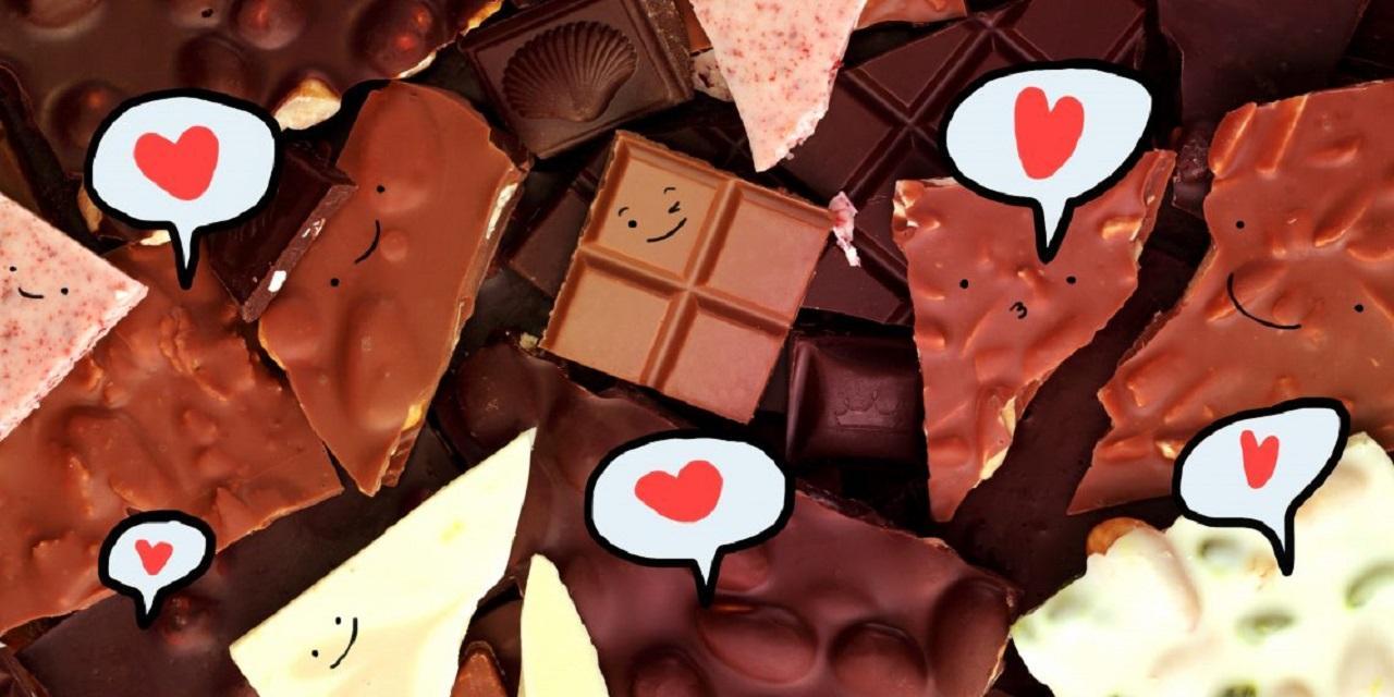 Почему шоколад лучше секса