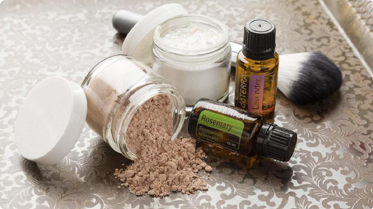 Рецепт сухого шампуня для ежедневного использования