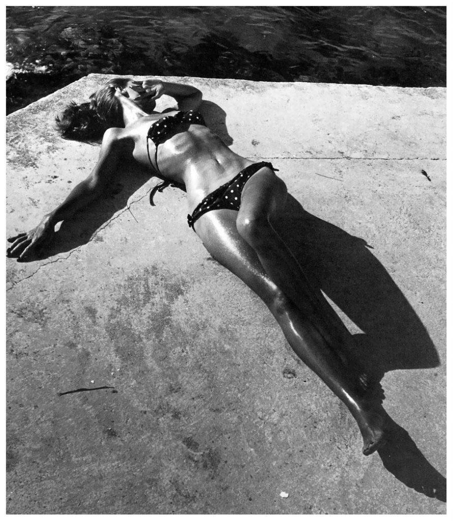Тони Фрисселл / Harper's Bazaar май 1947 года год