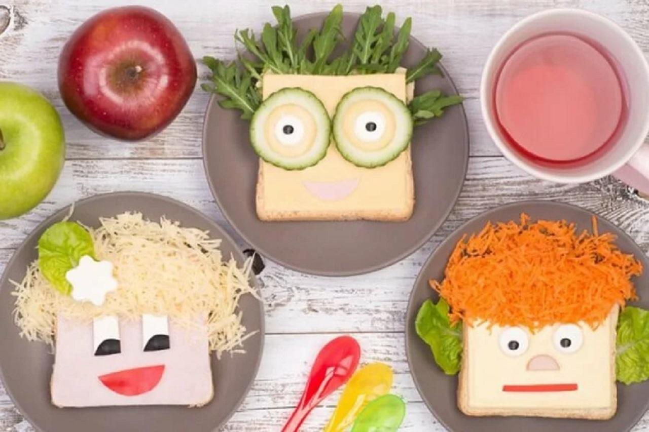 бутерброды и тосты