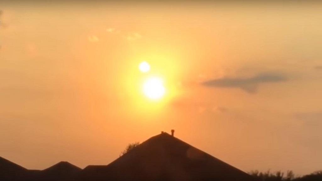 Два солнца или Нибиру рядом с нашим Солнцем