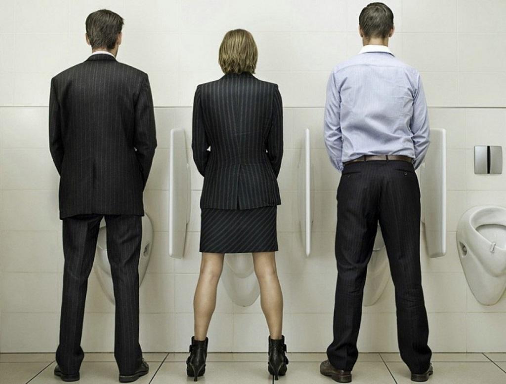 Европейский туалетный этикет