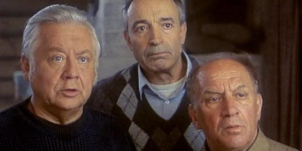 Кадр из фильма «Сирота казанская»