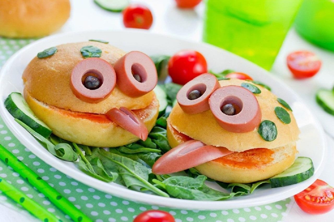 Оригинальные бутерброды и тосты