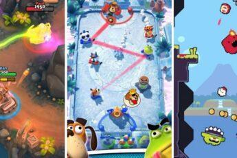 10 новых мобильных игр