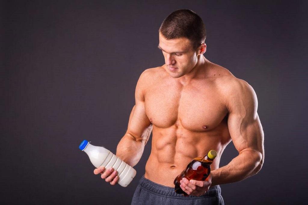 Нужно ли бросать пить, если вы хотите накачать мышцы