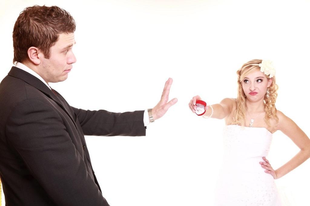 Свадьба: почему она пугает многих мужчин