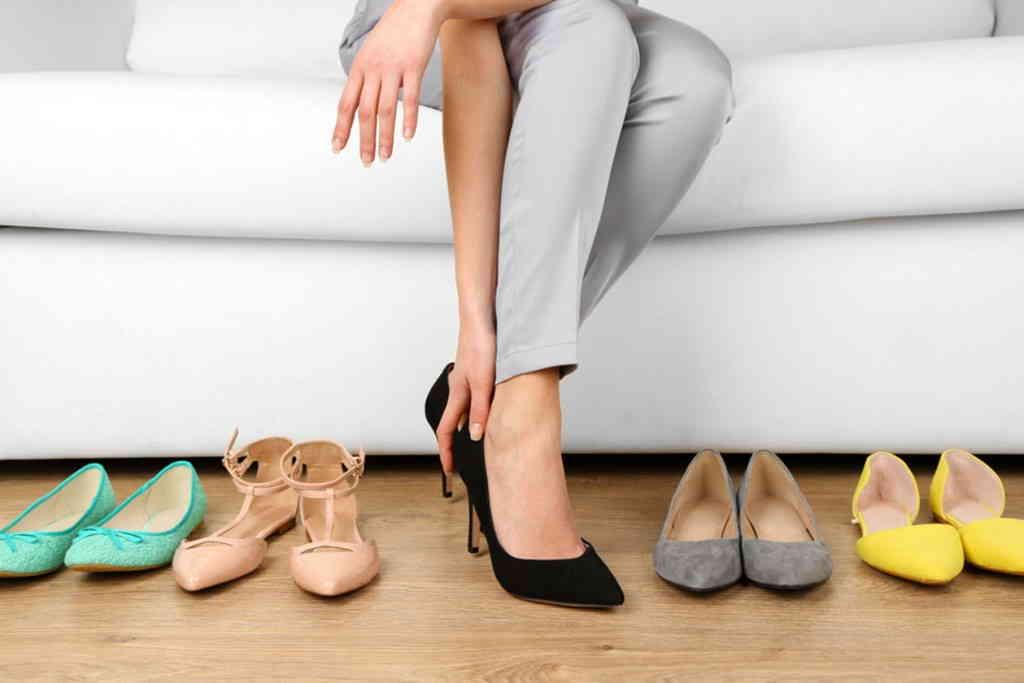Критерии правильного выбора обуви