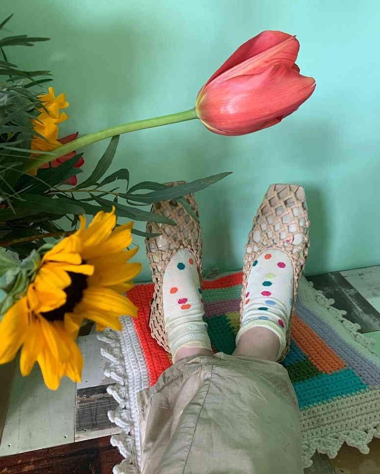 Ваша обувь напоминает бабушкину или дедушкину