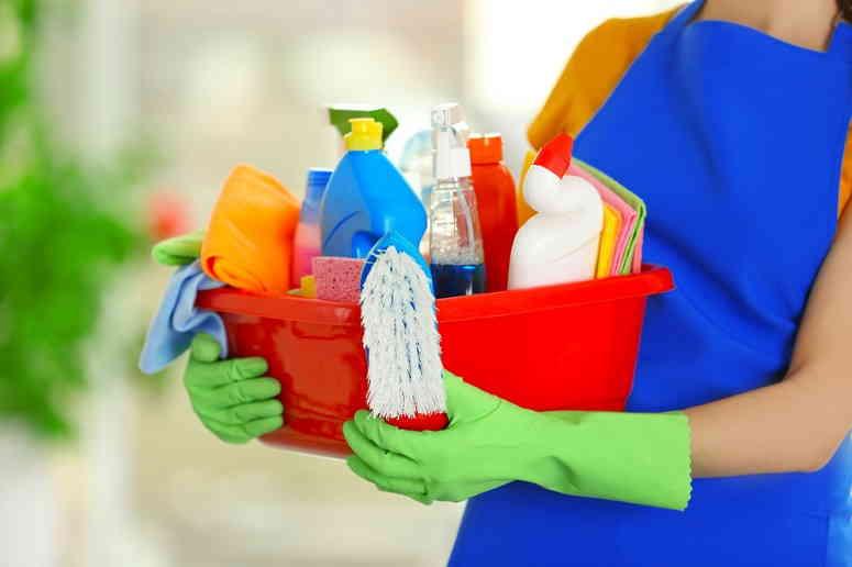 Как сэкономить на средствах для уборки