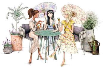 Почему алкоголь так влияет на внешность женщины?