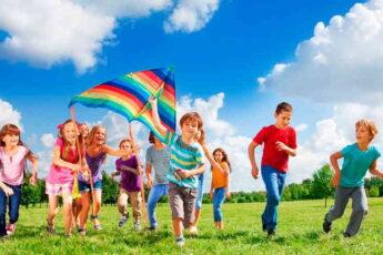 Программа отдыха детей со скидкой 50%