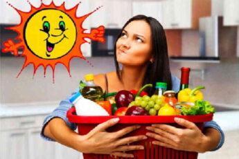 Правила питания в жару