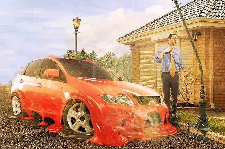 Советы для автолюбителей в жару