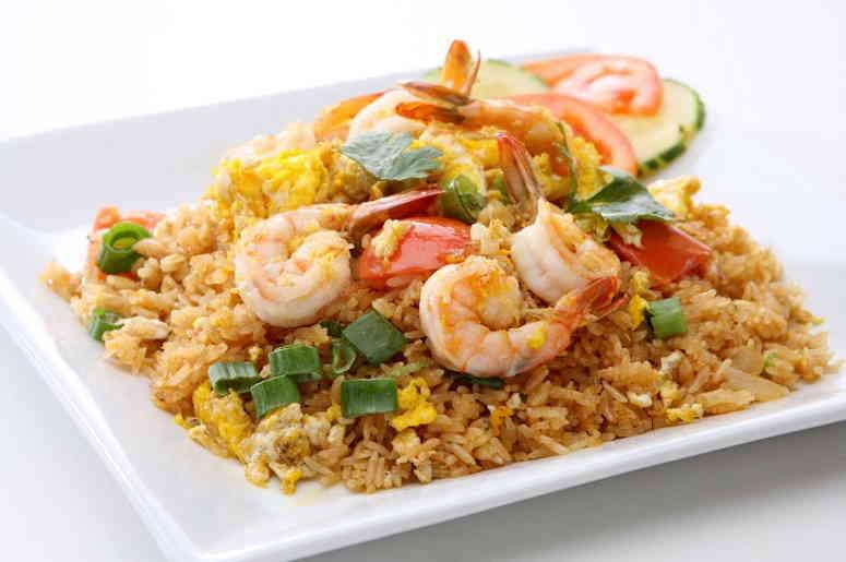 Таиланд: жаренный рис