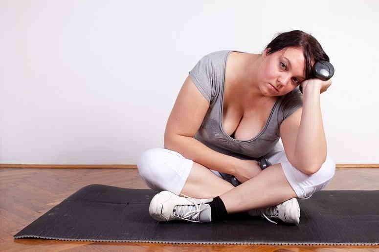 Хожу в спортзал и не худею. Почему так?