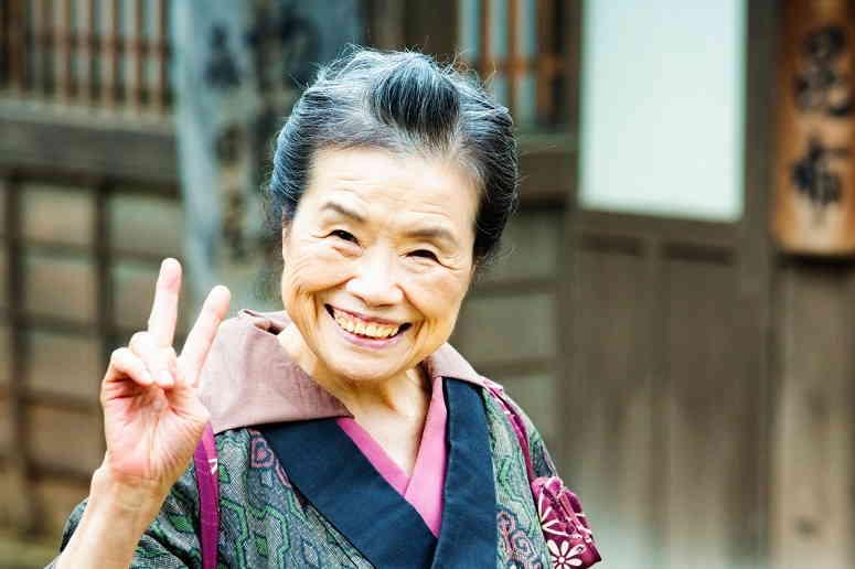 Секреты долголетия японцев