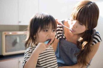 Японская техника чистки зубов хамигаки