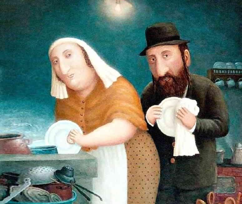 3 коротких еврейских анекдота