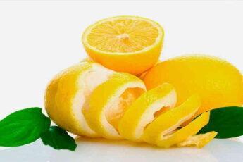 Как использовать кожуру лимона