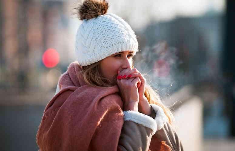Как перестать мёрзнуть осенью?