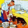 Советы тем, кто не любит мыть посуду